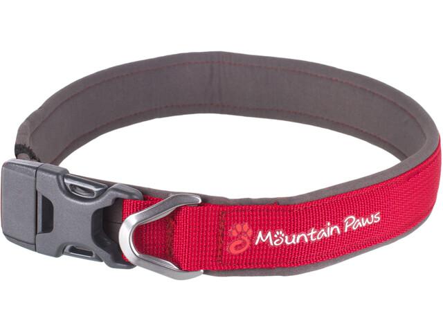 Mountain Paws Hundehalsband XL rot